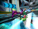 Sonic Riders - NiGHTS - Level 3