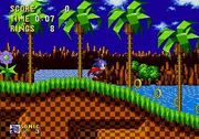 Sonic sonic1greenhill
