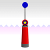 Star Post in Sonic Runners