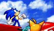 Advance Sonic ending 3