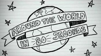 Around The World In 80 Seconds (CLIP) - Sonic The Hedgehog