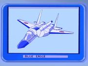 Blue Eagle Sonic X