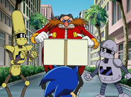 Ep41 Eggman must ask this one correctly