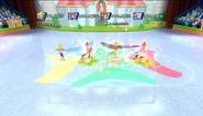 Mario Sonic Olympic Winter Games Gameplay 337