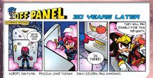Sonic Universe Issue 7 Off Panel 2