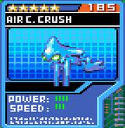Air Chaos Crush