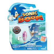 Bonus Sonic Boom Weird Action Figure Thing