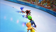 Mario Sonic Olympic Winter Games Opening 60