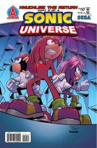 Sonic Universe Numero 10