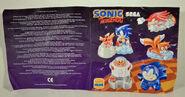 Burger King Sonic R 1