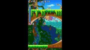 DesMuMe Sonic Rush Leaf Storm Act 2 - Blaze, 1080p FPS