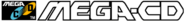 Mega CD Japanese logo