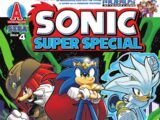 Archie Sonic Super Special Magazine Issue 4