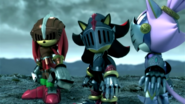 Sonic & The Black Knight Knights