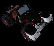 Sonic 06 Model Buggy