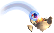 Sonic Spin Jump pot