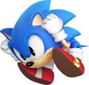 Spin Attack in Sonic Generations
