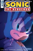 IDW Sonic the Hedgehog Issue 16
