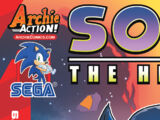 Archie Sonic the Hedgehog Issue 279