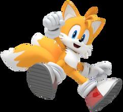 Tails in Sonic Lost World copia
