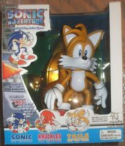 Toy Island Sonic Adventure CTAF Tails