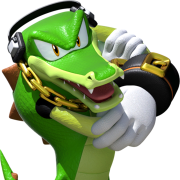 Vector The Crocodile Miscellaneous Sonic News Network Fandom
