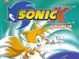 Sonic X Volume 10 (Australia)