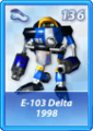 Card 136 (Sonic Rivals)