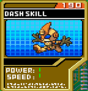 Dash Skill 1