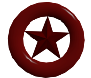 Generations Model Red Star Ring