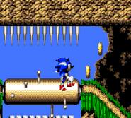 Green Hill Sonic Blast 5