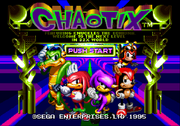 KC Team Chaotix
