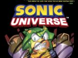 Sonic Universe Volume 8: Scourge: Lockdown