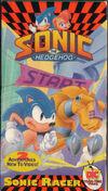 SatAM VHS SonicRacer
