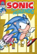 Archie Sonic the Hedgehog Issue 2 (miniserie)