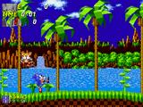 Sonic the Hedgehog 2 (прототип Nick Arcade)