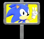Tabliczka-Generations-Sonic
