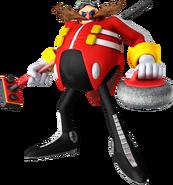 Winter Olympics Eggman