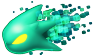 Cyan Laser Sonic Colors