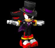 Runners Model Vampire Shadow