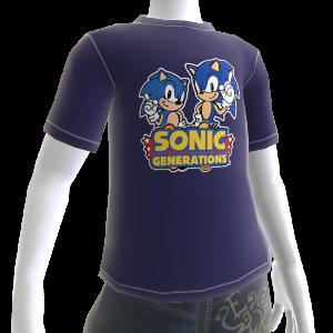 SonicGenerationsTShirt(Male)
