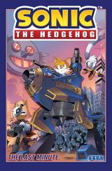 Sonic the Hedgehog Volume 6: The Last Minute