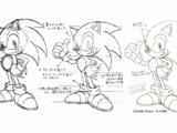 Sonic the Hedgehog (Sonic X)/Gallery