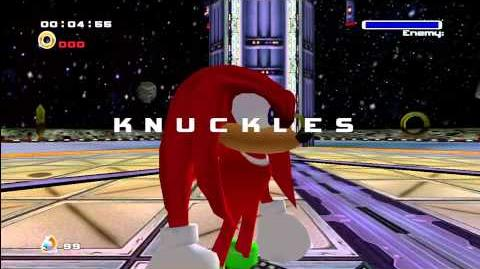 Sonic Adventure 2 Knuckles the Echidna 1080 HD