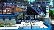 Sonic Generations - Chaotix billboard
