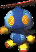 Sonic Heroes Omochao