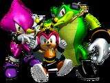 Team Chaotix (piosenka)