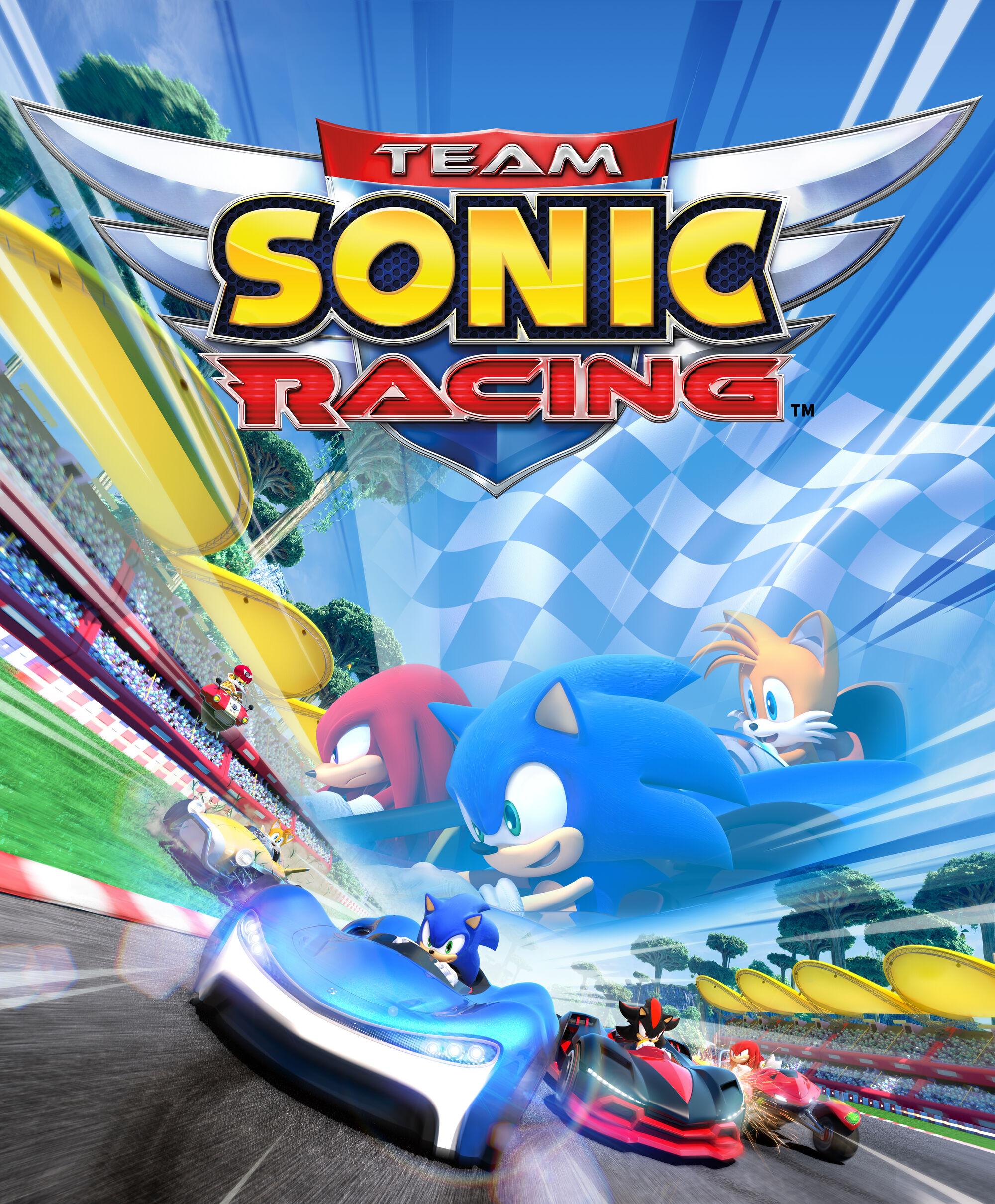 Team Sonic Racing | Sonic News Network | FANDOM powered by Wikia