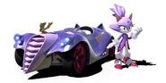 Team Sonic Racing Blaze