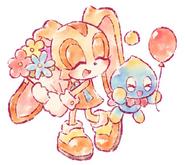 Cream&CheeseFlowers